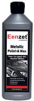 Metallic Polish & Wax