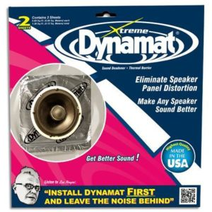 Dynamat Speakerkit Xtreme 10415