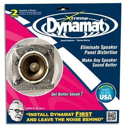 Dynamat Speakerkit Xtreme 10415