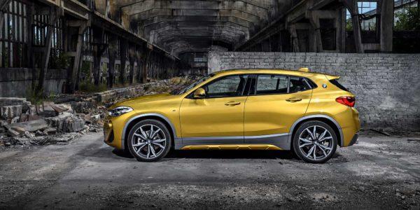 BMW X2 Audio Upgrade