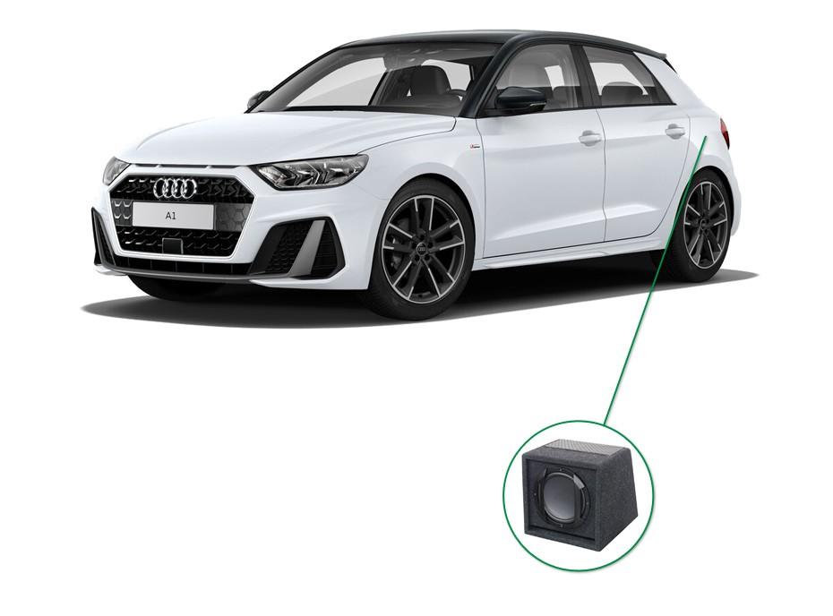 Audi A1 audio upgrade set 5