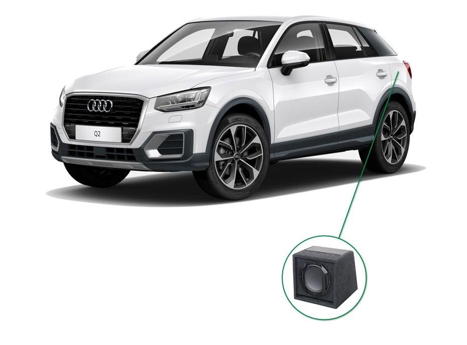 Audi Q2 audio upgrade set 6