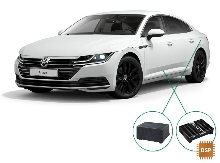 VW Arteon audio upgrade set 4