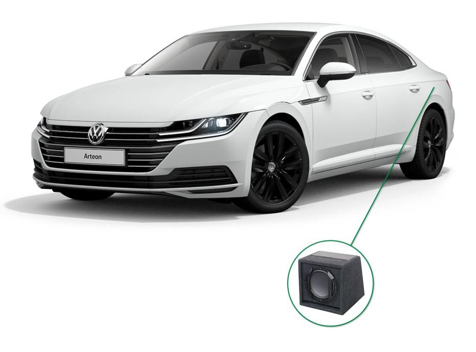 VW Arteon audio upgrade set 6